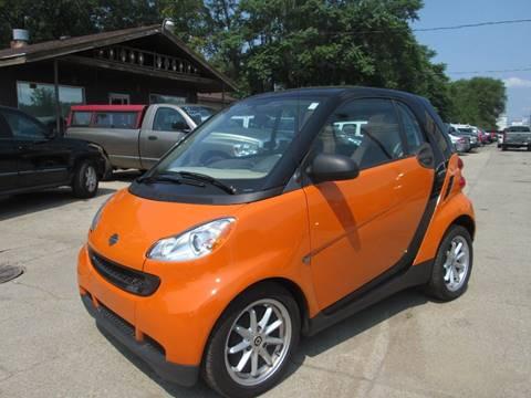 Smart Fortwo For Sale In Michigan Carsforsale Com