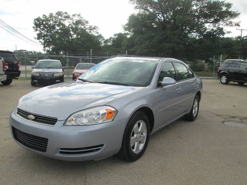 2006 Chevrolet Impala for sale at Jims Auto Sales in Muskegon MI