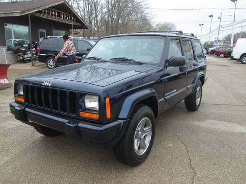 2000 Jeep Cherokee for sale in Muskegon, MI