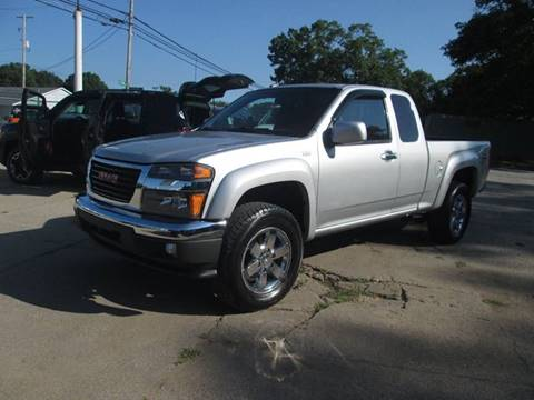 2010 GMC Canyon for sale in Muskegon, MI
