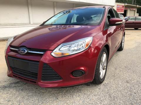 2014 Ford Focus for sale in Fuquay-Varina, NC