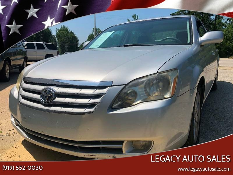 2005 Toyota Avalon Limited 4dr Sedan   Fuquay Varina NC