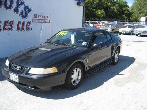 1999 Ford Mustang For Sale  Carsforsalecom