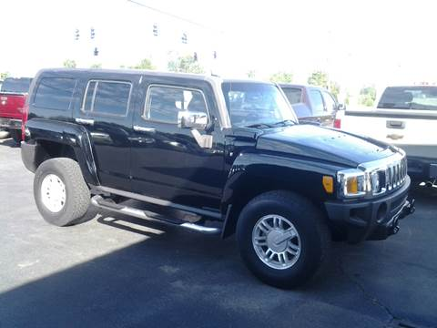2007 HUMMER H3 for sale in Calvert City, KY