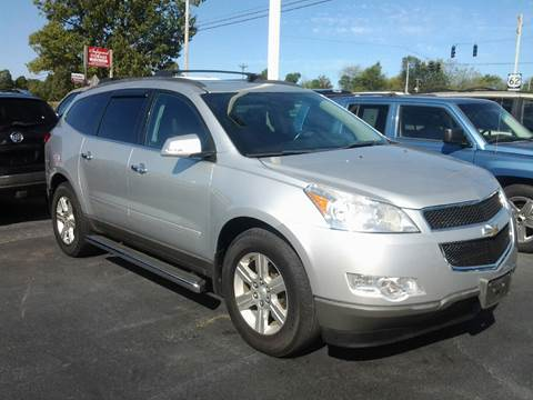 2011 Chevrolet Traverse for sale in Calvert City, KY