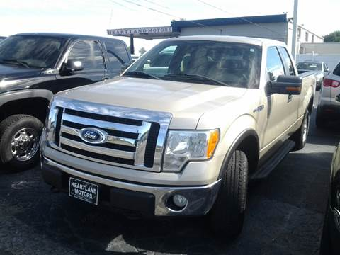 2009 Ford F-150 for sale in Calvert City, KY