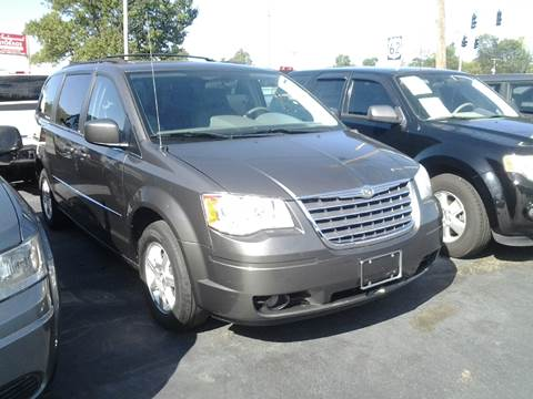 2010 Chrysler Town and Country for sale in Calvert City, KY