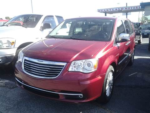 2012 Chrysler Town and Country for sale in Calvert City, KY