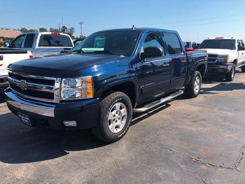 2008 chevrolet silverado 1500 4wd lt1 4dr crew cab 5 8 ft sb in calvert city ky heartland motors. Black Bedroom Furniture Sets. Home Design Ideas