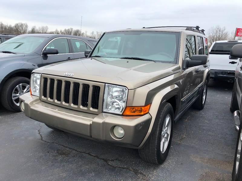 2006 Jeep Commander 4dr Suv 4wd In Calvert City Ky Heartland Motors