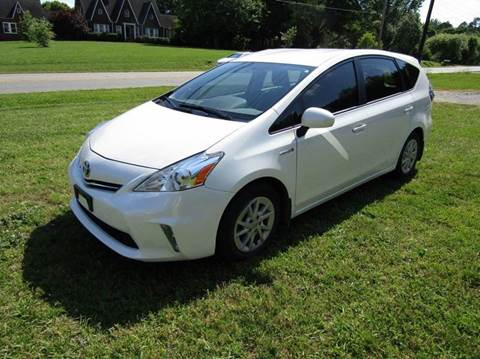 2012 Toyota Prius v for sale in Concord, NC