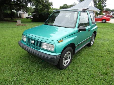 1994 GEO Tracker for sale in Concord, NC