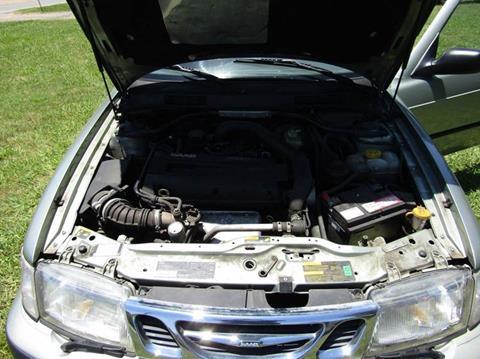 2000 Saab 9-3