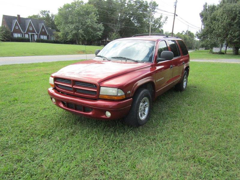 2000 Dodge Durango for sale at Sellurcar Inc. in Concord NC