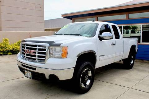 2010 GMC Sierra 2500HD for sale in Ohana Motors-Across From Costco Gas- Lihue, HI