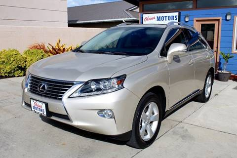 2015 Lexus RX 350 for sale in Ohana Motors-Across From Costco Gas- Lihue, HI