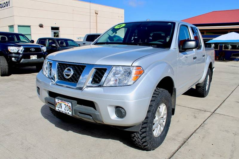 2018 nissan frontier 4x4 s 4dr crew cab 5 ft sb 5a in. Black Bedroom Furniture Sets. Home Design Ideas