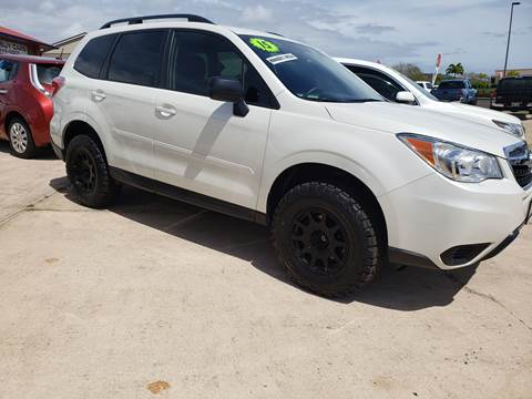2015 Subaru Forester for sale in Ohana Motors-Across From Costco Gas- Lihue, HI
