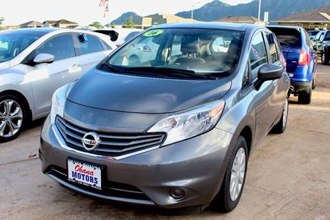 2016 Nissan Versa Note for sale in Ohana Motors-Across From Costco Gas- Lihue, HI