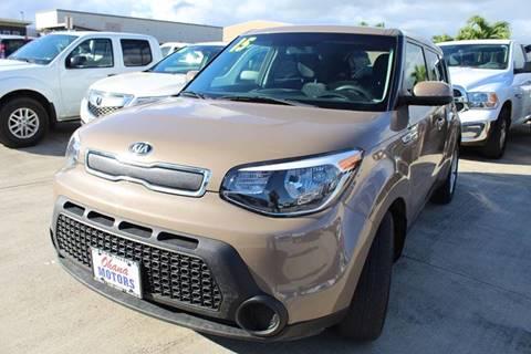 2015 Kia Soul for sale in Ohana Motors-Across From Costco Gas- Lihue, HI