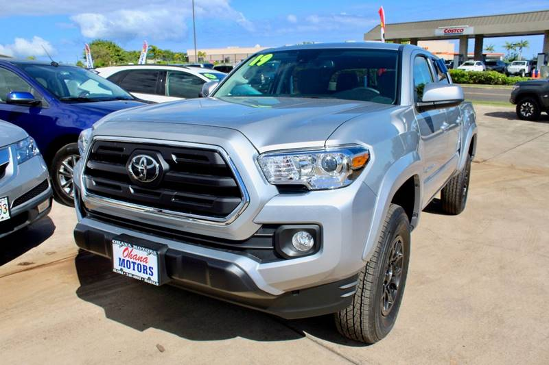 2019 Toyota Tacoma 4x4 Trd Off Road 4dr Double Cab 5 0 Ft Sb 6a In