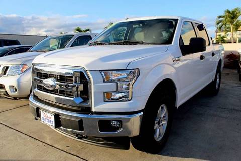 2017 Ford F-150 for sale in Ohana Motors-Across From Costco Gas- Lihue, HI