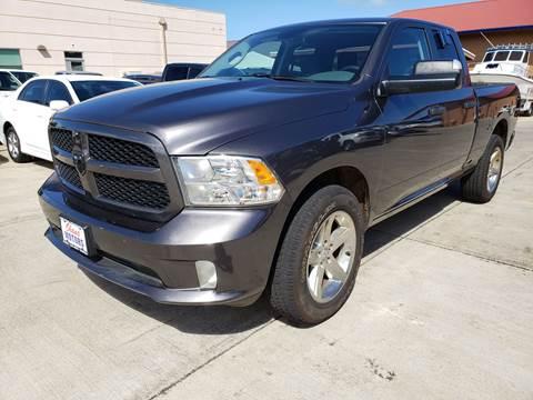 2018 RAM Ram Pickup 1500 for sale in Ohana Motors-Across From Costco Gas- Lihue, HI