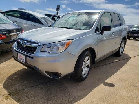 2014 Subaru Forester for sale in Ohana Motors-Across From Costco Gas- Lihue, HI