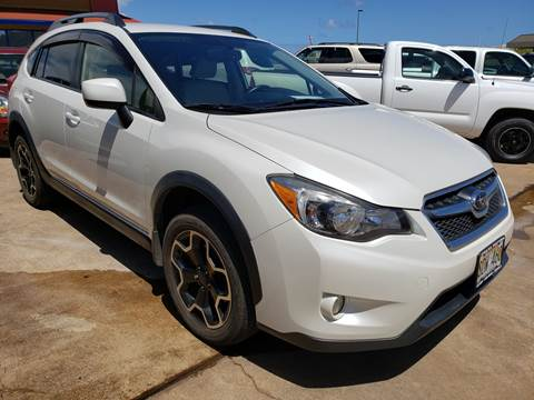 2014 Subaru XV Crosstrek for sale in Ohana Motors-Across From Costco Gas- Lihue, HI