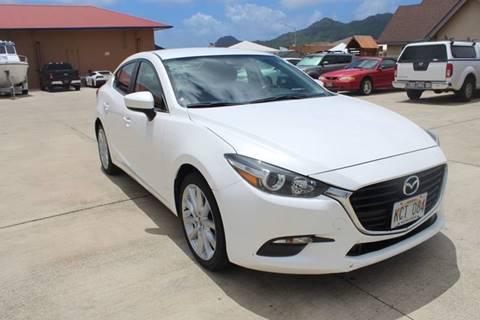 2017 Mazda MAZDA3 for sale in Lihue, HI