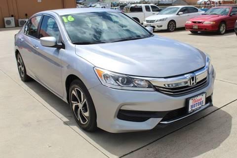 2016 Honda Accord for sale in Lihue, HI