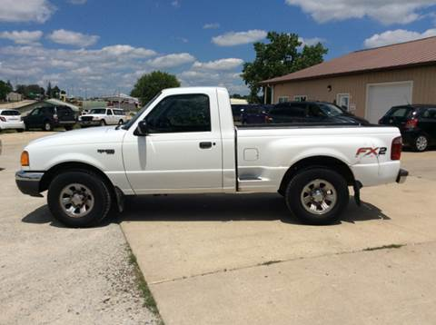 2001 Ford Ranger for sale in Caledonia, MN