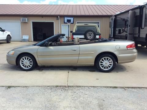 2003 Chrysler Sebring for sale in Caledonia, MN