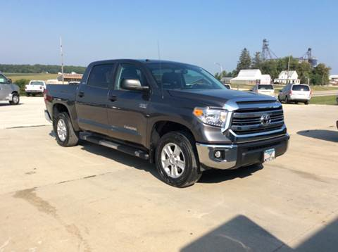 2016 Toyota Tundra for sale in Caledonia, MN