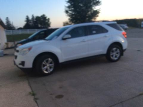 2012 Chevrolet Equinox for sale in Caledonia, MN