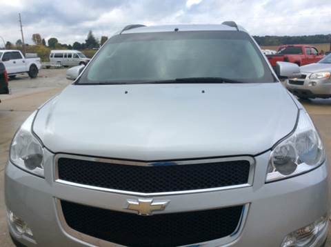 2012 Chevrolet Traverse for sale in Caledonia, MN