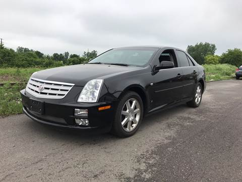 2006 Cadillac STS for sale at Luxury Auto Finder in Batavia IL