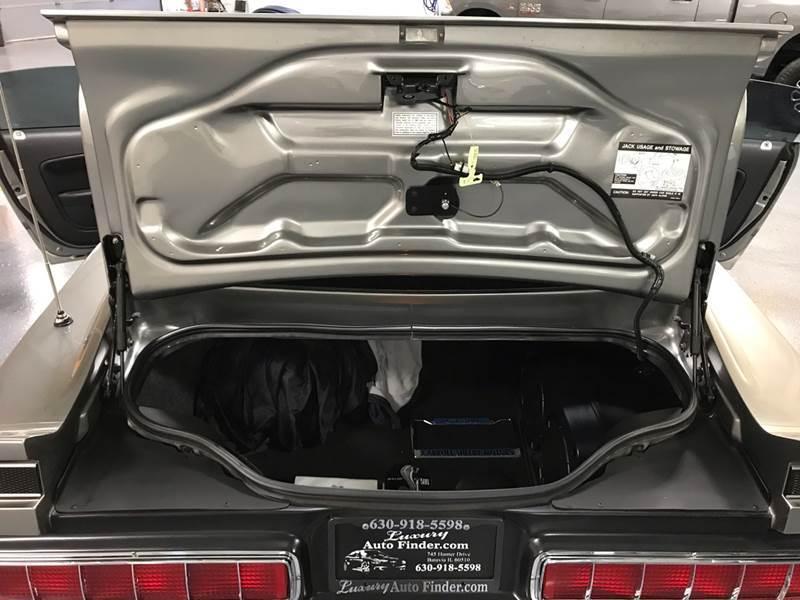 1969 Ford Mustang Shelby GT500 REVERSE RESTOMOD - Batavia IL