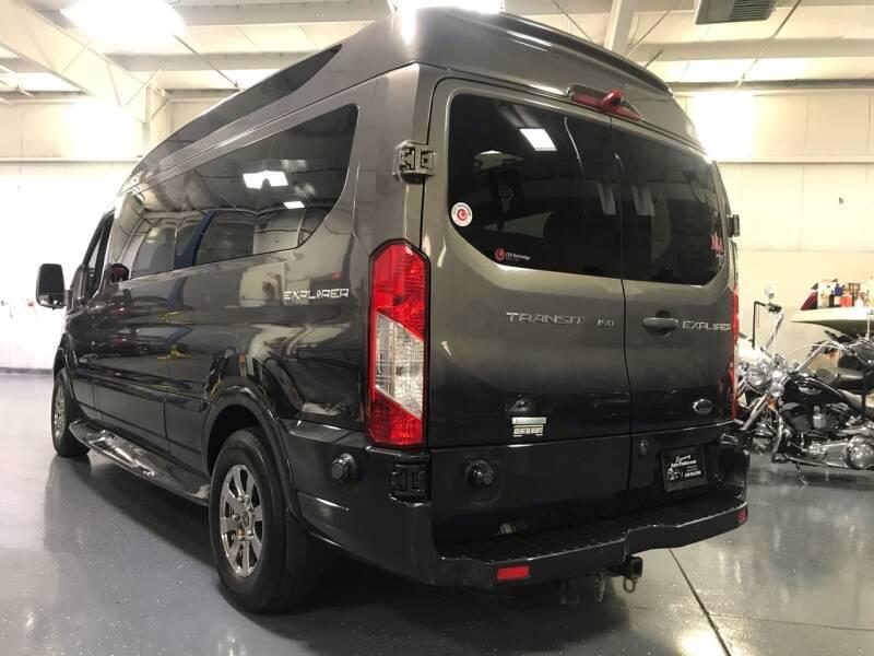 2016 Ford Transit Cargo EXPLORER LIMITED SE CONVERSION VAN 9 PASSENGER - Batavia IL