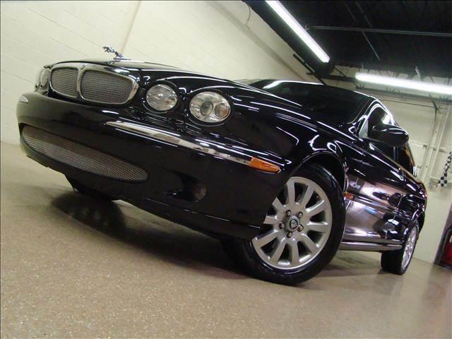 2002 Jaguar X-Type for sale at Luxury Auto Finder in Batavia IL