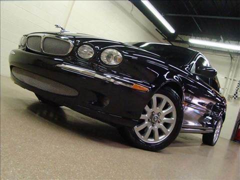 2002 Jaguar X-Type for sale at Luxury Auto Finder in Batavia IL