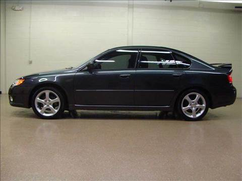 2009 Subaru Legacy for sale at Luxury Auto Finder in Batavia IL