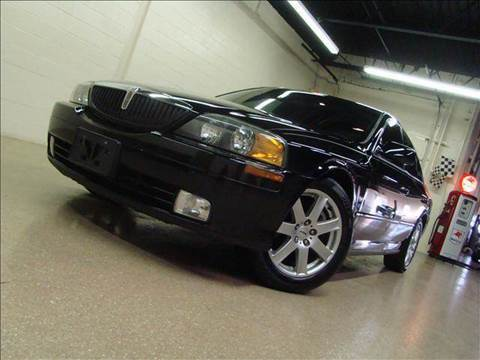 2000 Lincoln LS for sale at Luxury Auto Finder in Batavia IL