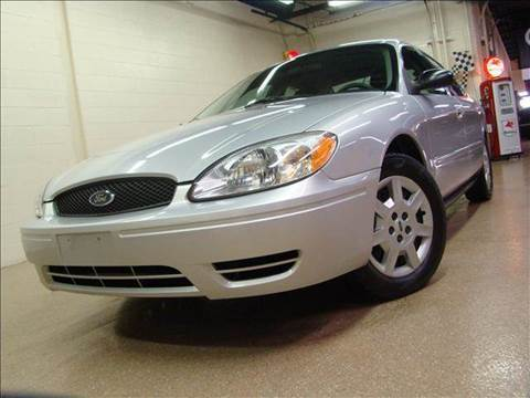 2004 Ford Taurus for sale at Luxury Auto Finder in Batavia IL