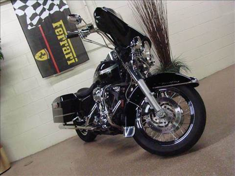 2003 Harley-Davidson FLHR ROADKING for sale at Luxury Auto Finder in Batavia IL