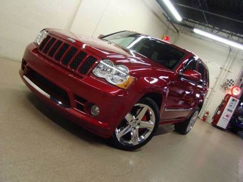 2010 Jeep Grand Cherokee for sale at Luxury Auto Finder in Batavia IL