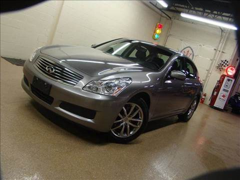 2007 Infiniti G35 for sale at Luxury Auto Finder in Batavia IL