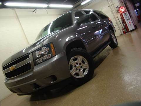 2007 Chevrolet Suburban for sale at Luxury Auto Finder in Batavia IL