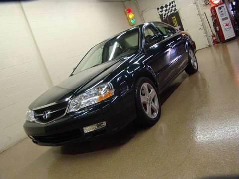 2002 Acura TL for sale at Luxury Auto Finder in Batavia IL