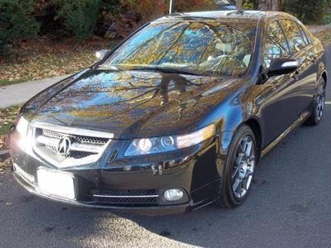 2008 Acura TL for sale at Luxury Auto Finder in Batavia IL